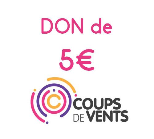 Un DON De 5€