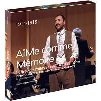 AiMe Comme Mémoire CD