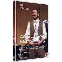 AiMe Comme Mémoire DVD